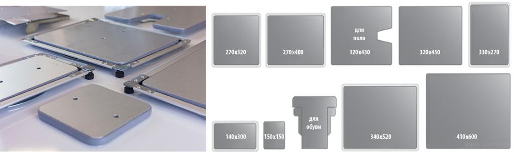 Polyprint TexJet echo2: рабочие столы принтера